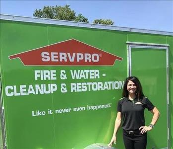 Meghan D., Marketing Representative - Fire & Safety Services