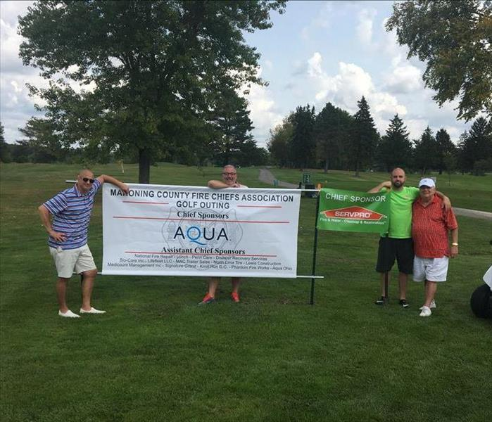 Mahoning County Fire Chiefs Association Annual Golf Outing