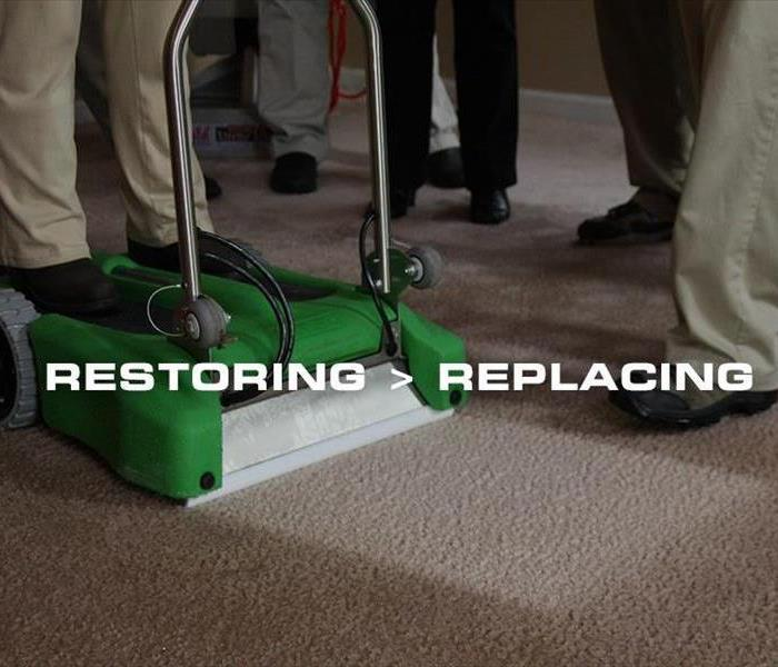 Restore > Replace