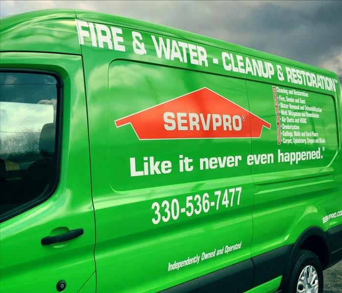 SERVPRO of East Mahoning County Has Expanded Our Fleet!